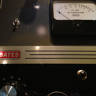 Gates SA39b tube compressor