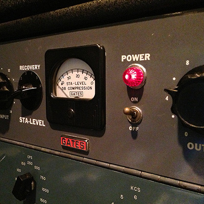 Gates Sta-Level tube compressor