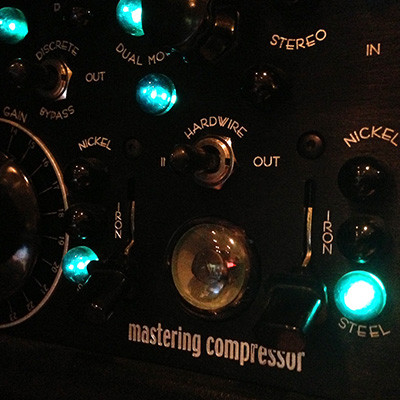 Shadow Hills stereo mastering compressor