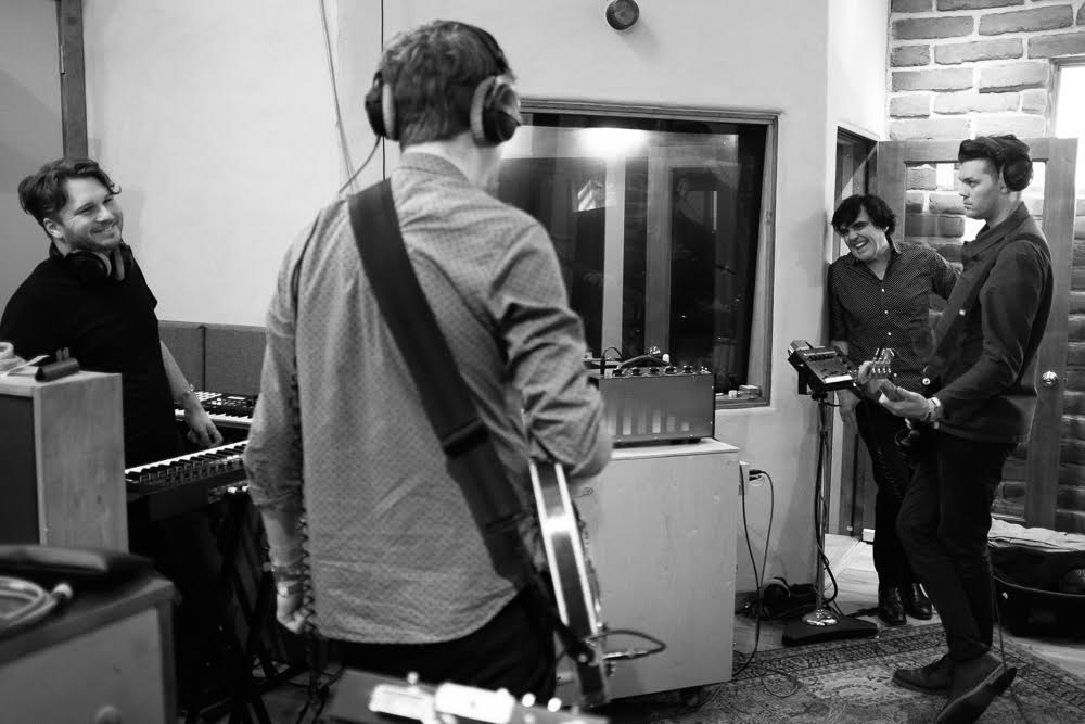Everything Everything Jim Eno Spotify Sessions